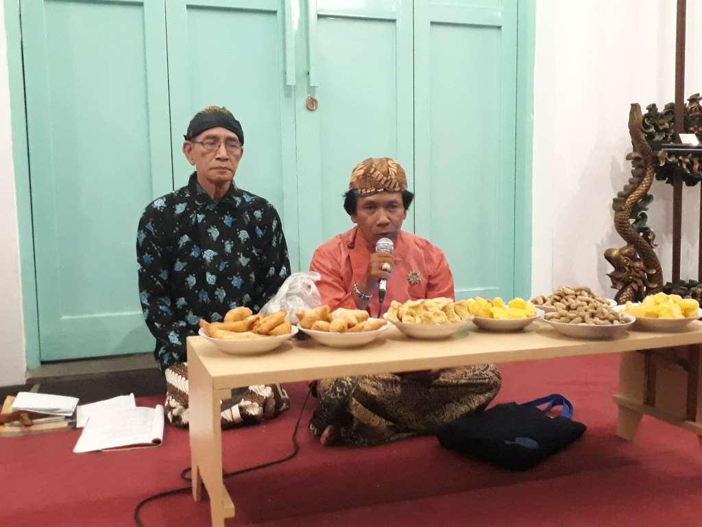 Mocopat Museum Gubug Wayang