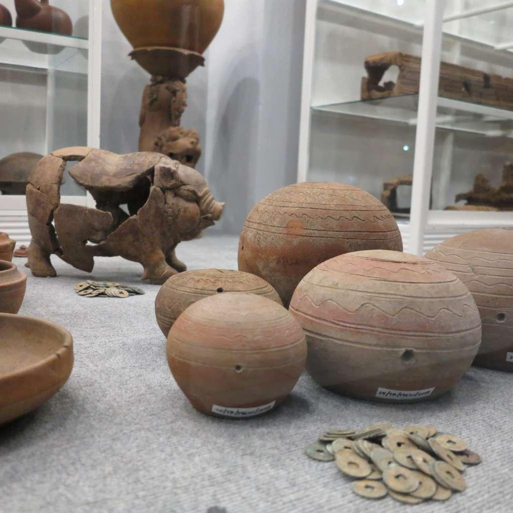 Celengan Mojopahit Temporary Museum
