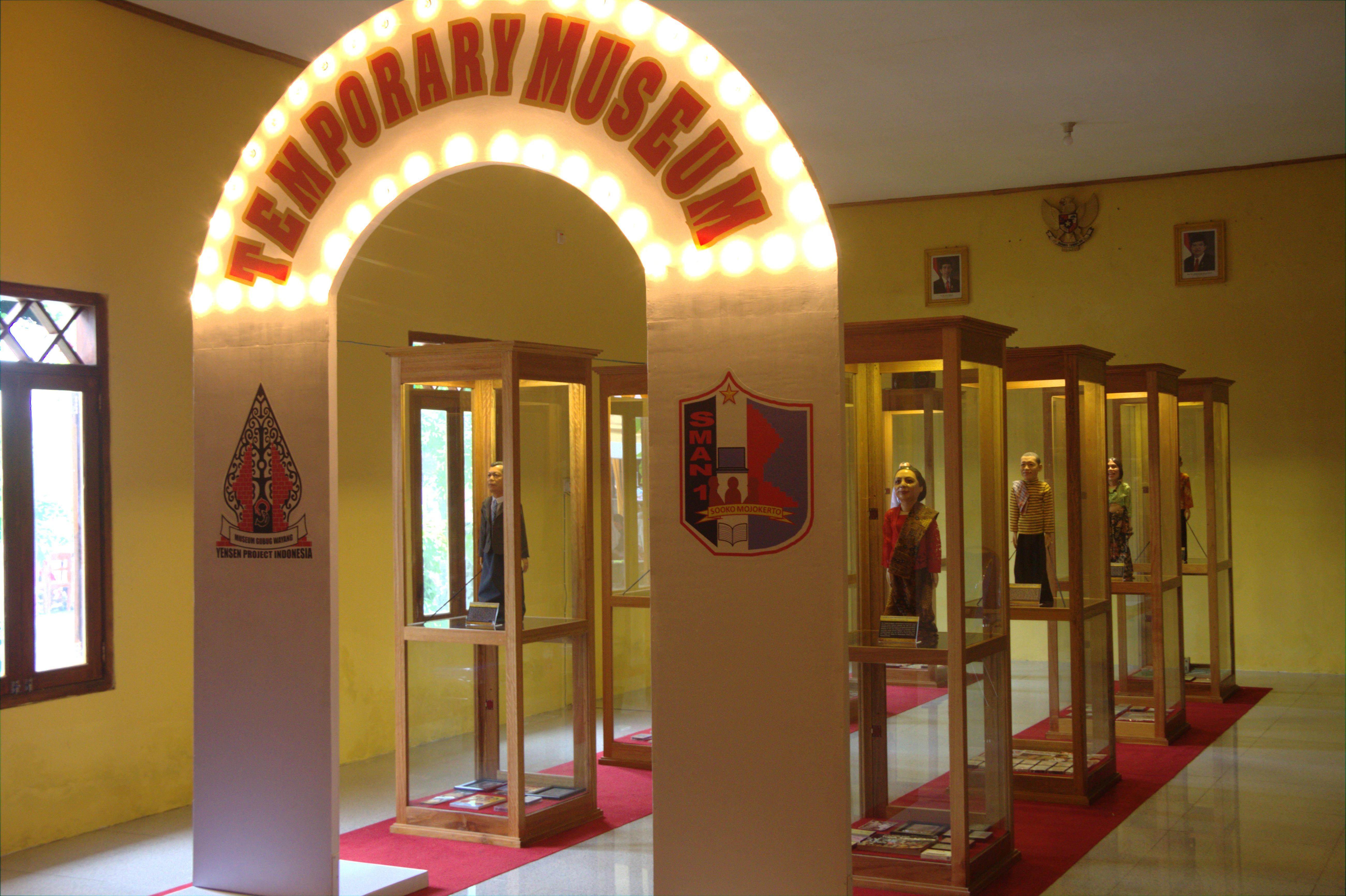 Temporary Museum SMA N 1 Sooko