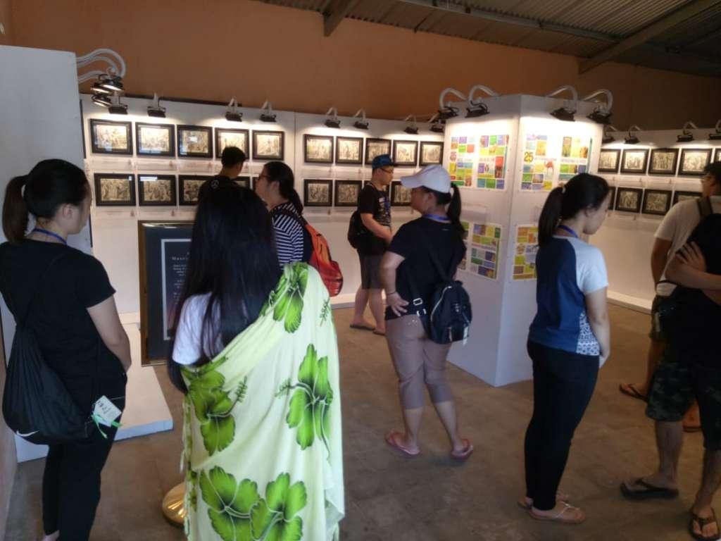 Museum Galeri Injil Desa Peniwen Malang