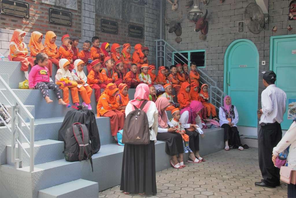 Tour Edukasi PG TK Sabilillah Mojokerto
