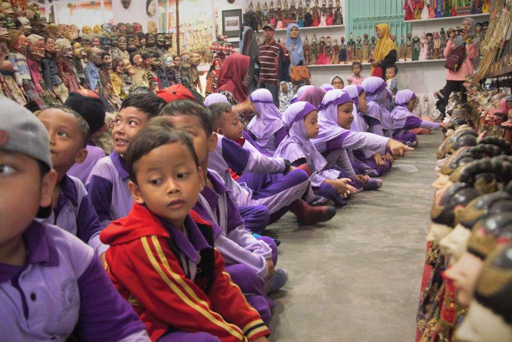 Kunjungan TK Al-Mursyidien Surabaya (2)