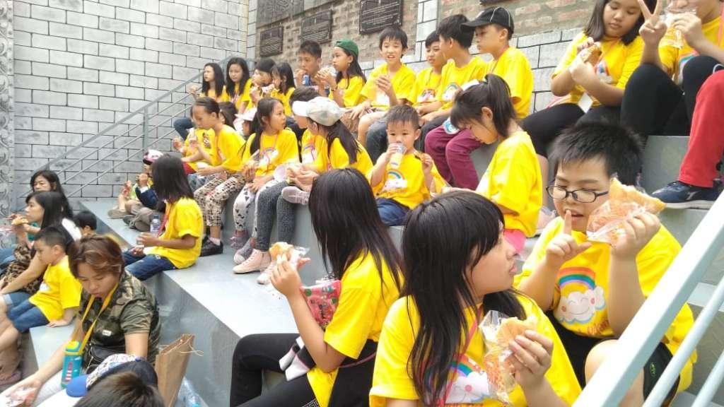 Tour Edukasi Rumah Pelangi Surabaya