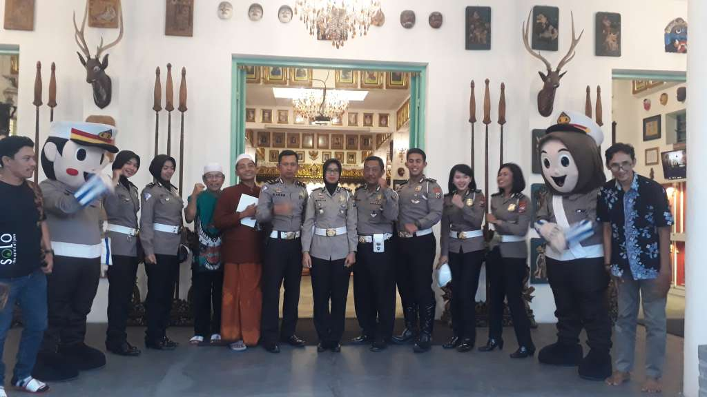 Kunjungan Polantas Mojokerto (2)