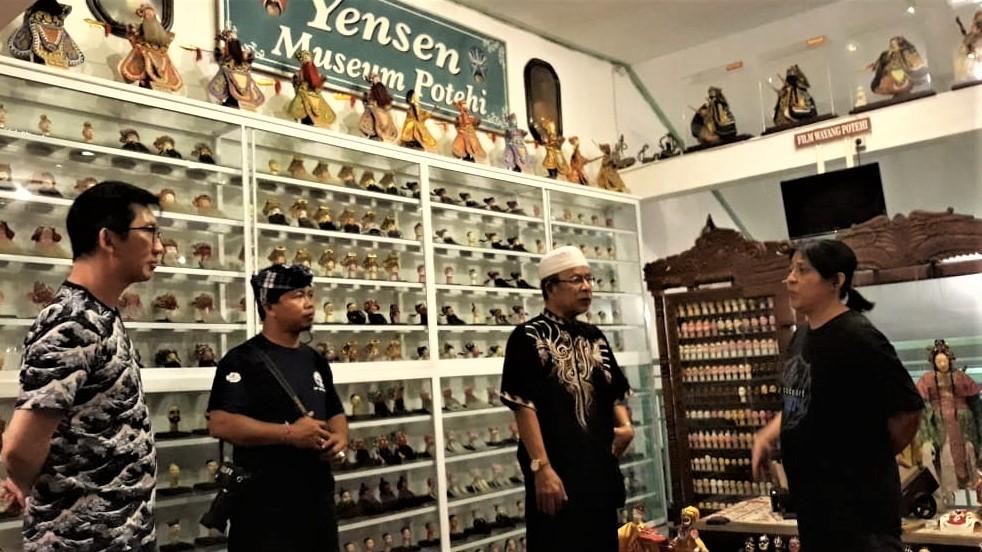 Kunjungan Seniman Nusantara (2)