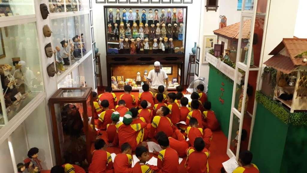 Kunjungan MI Hidayatul Abidin Sidoarjo (4)