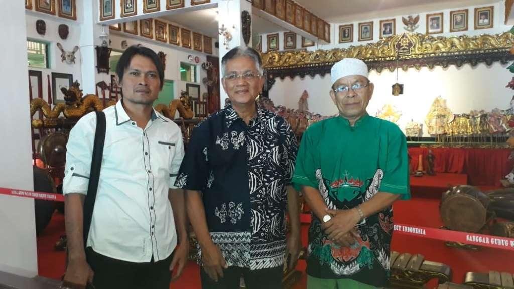 Kunjungan Pengamat Pariwisata Indonesia (2)