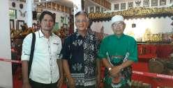 Kunjungan Pengamat Pariwisata Indonesia