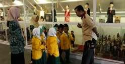 Kunjungan MI MIFDA Trowulan