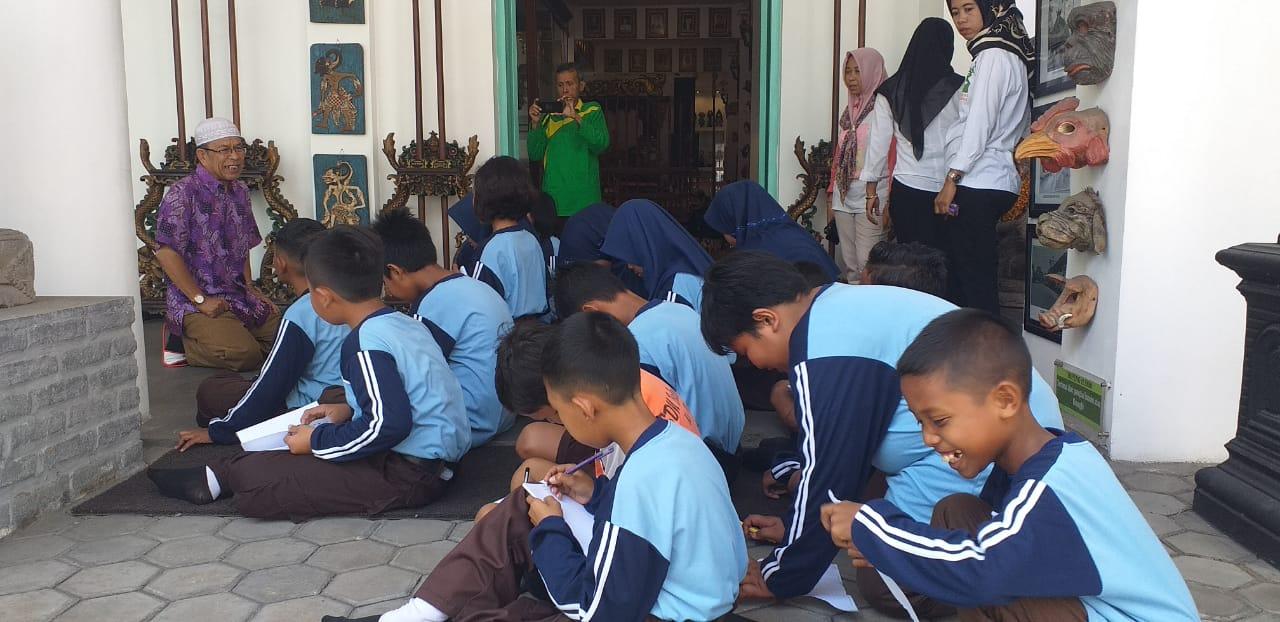 Kunjungan SDN Balongmojo Puri (2)