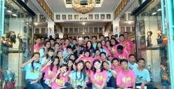 Kunjungan SMP Katolik Mojokerto
