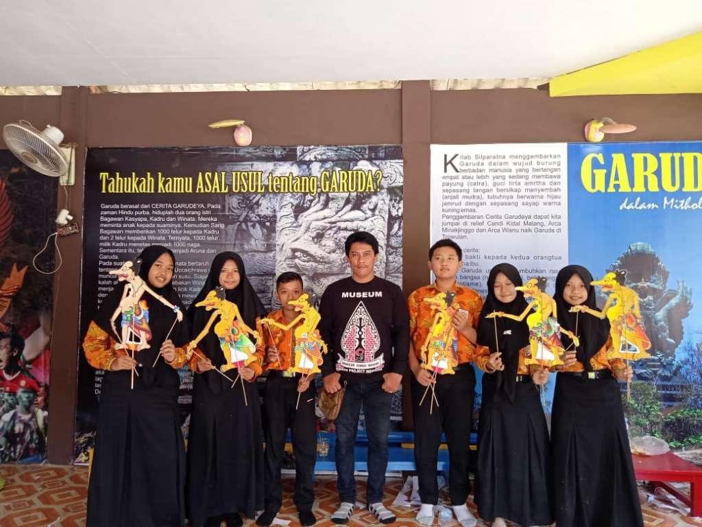 Museum Gubug Wayang Festival Trowulan