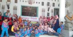 Kunjungan TK Dharma Wanita Kedung Lengkong